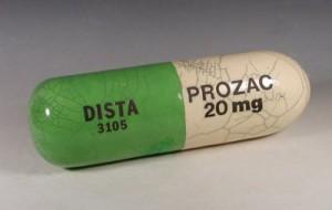 Anti-depressant Prozac