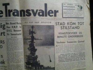 Die Transvaler 1947