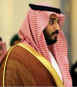 Prins Mohammad bin Salman Al-Saud