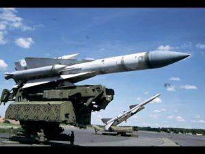 S-400-S500 To Buk M2 Missielstelsel